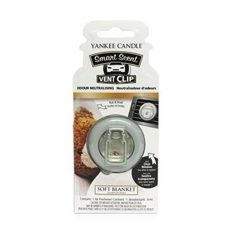 Yankee candle car vent